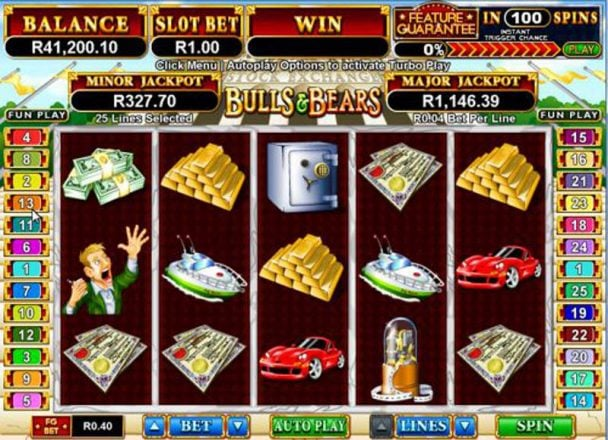Bulls and Bears Slot