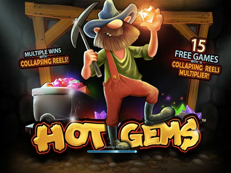 Hot Gems Video Slot Review
