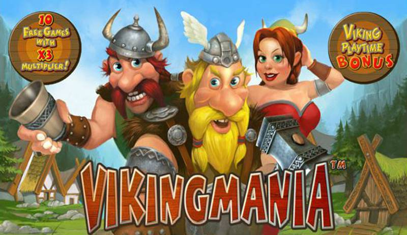 Viking Mania Slots Review