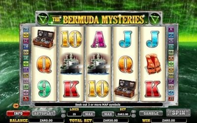 The Bermuda Mysteries Video Slot Review