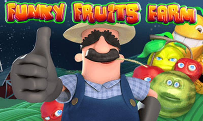 Funky Fruits Farm Video Slot Review