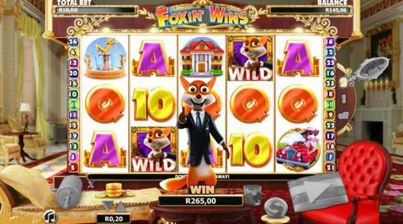 Red Fox Slot - Read our Review of this Simbat Casino Game