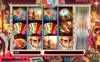 Las Vegas Fever Slot Review