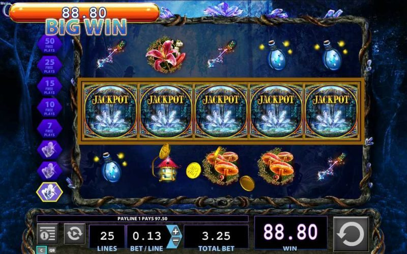 Crystal Forest Video Slot Review