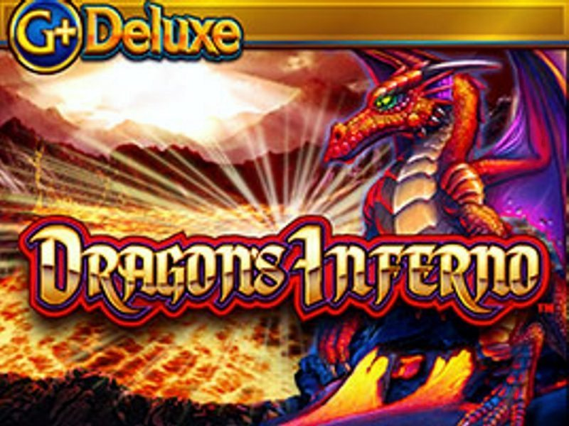 Dragon's Inferno Video Slot by WMS Gaming