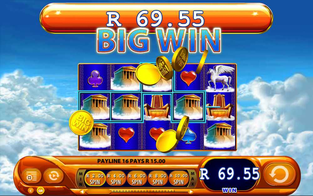 Kronos Slot Review
