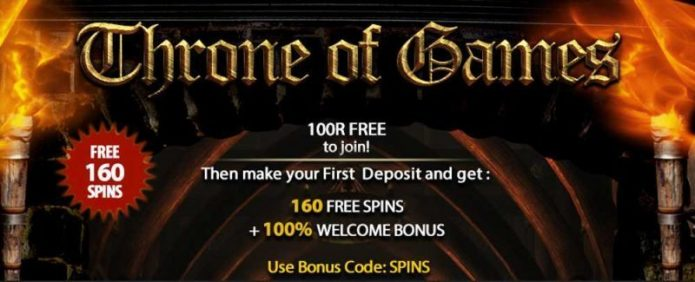 Throne of Games Promotion
