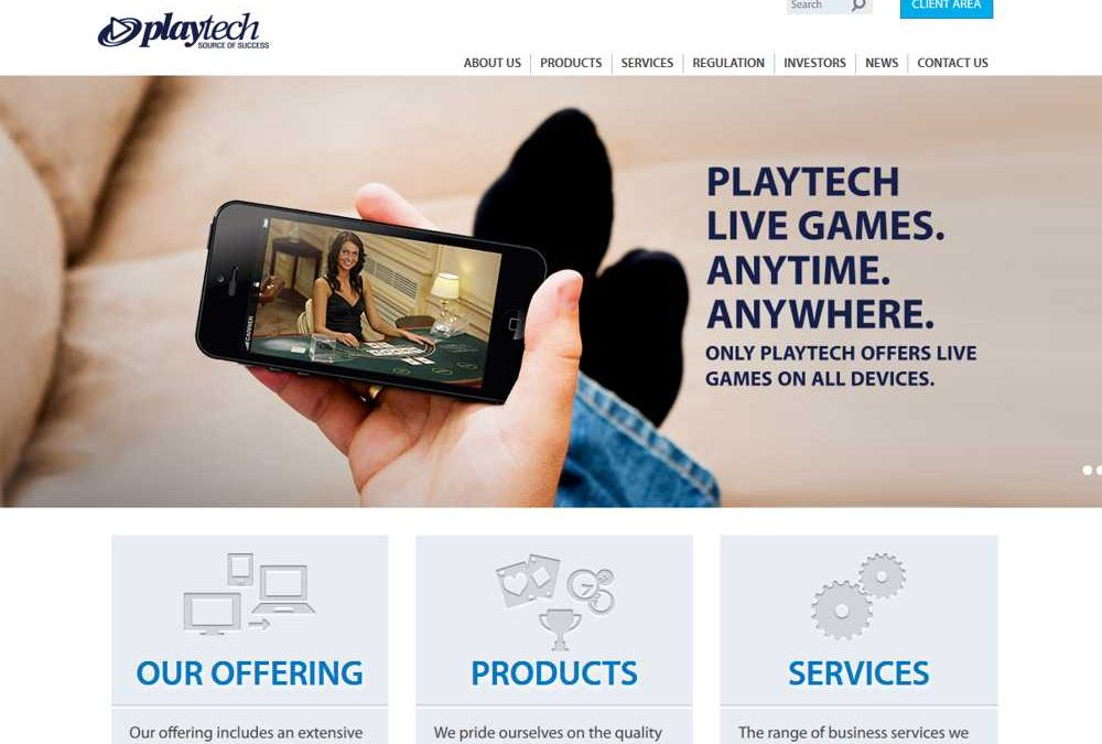 Playtech Finalizes New Partnership in Africa
