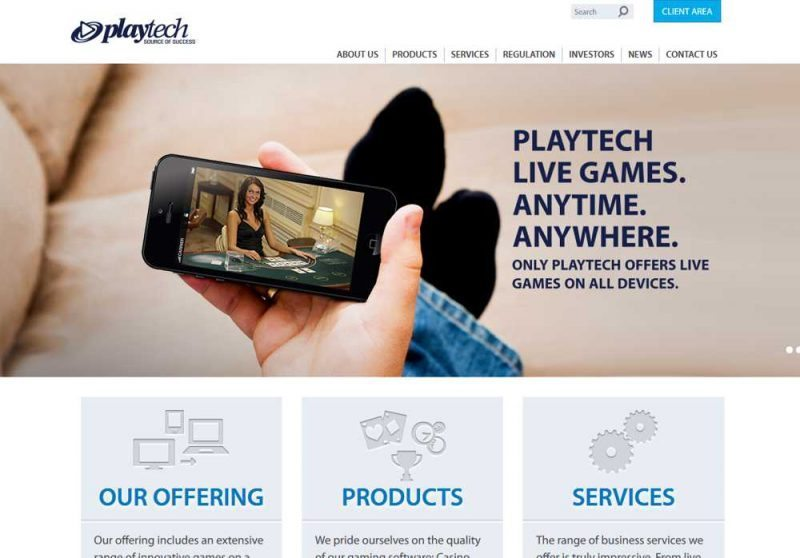 Playtech Software