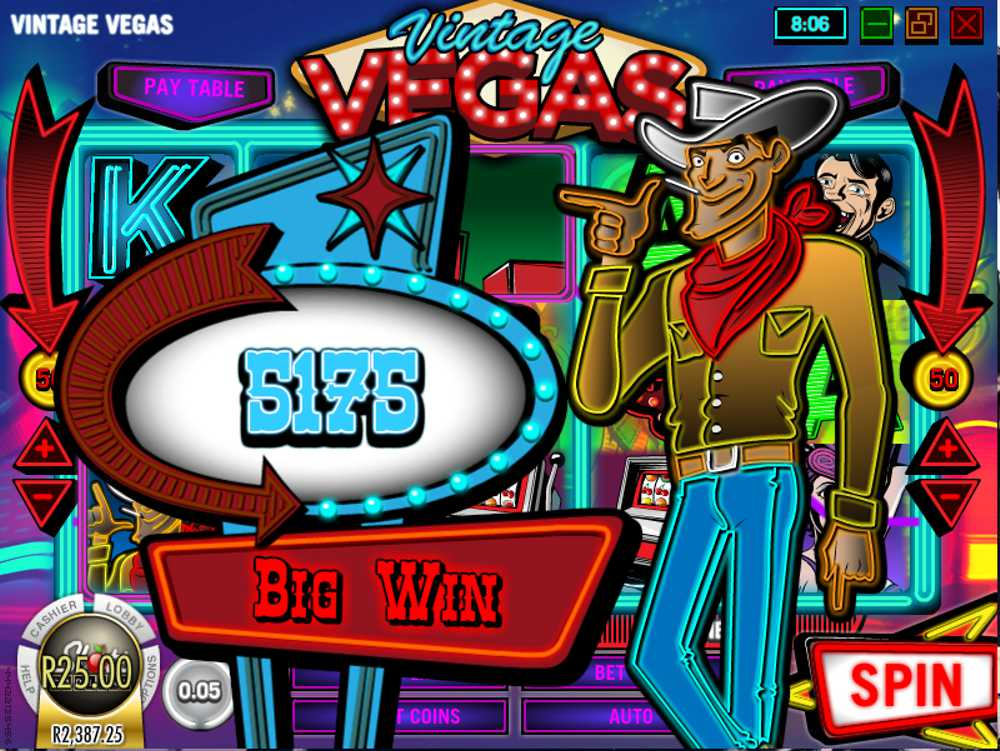 Vintage Vegas Slot Review