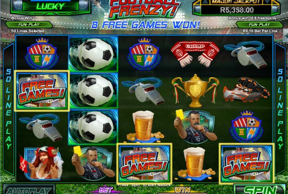 Football Frenzy Slot Review