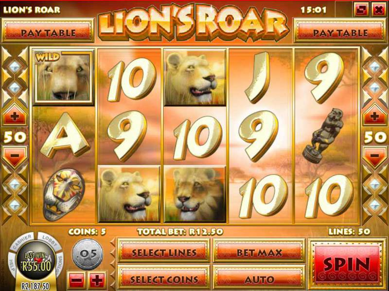 Lion's Roar Slot Review