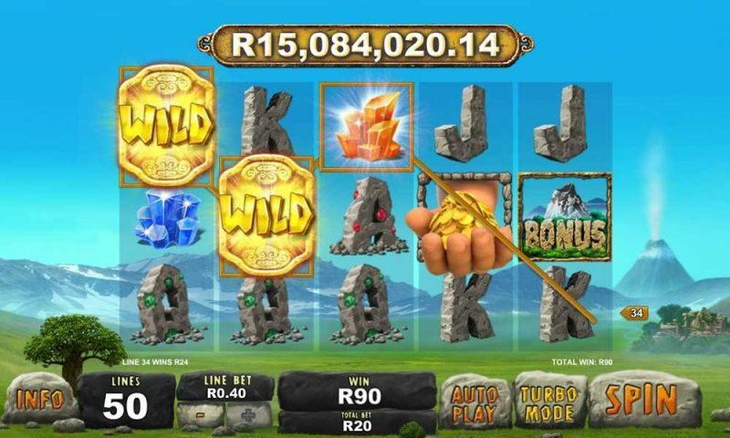 Jackpot Giant Slot Game