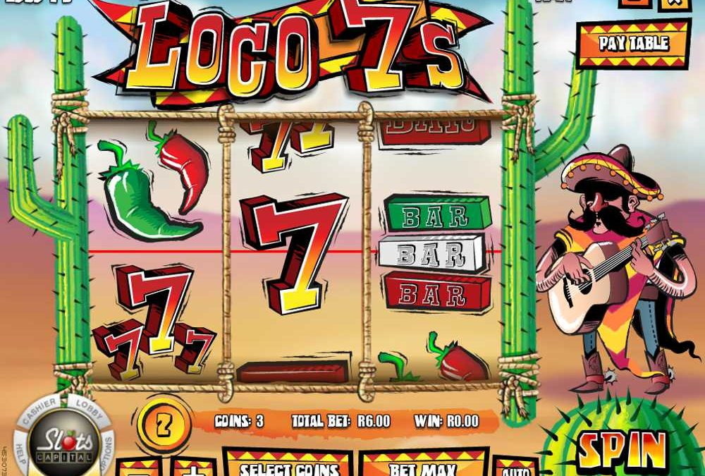 Superior Casino Launches Loco 7s Slot Game