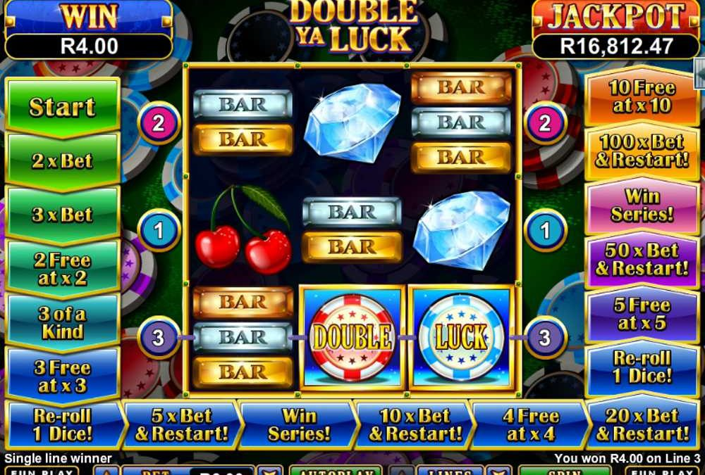 Double Ya Luck Slot Review