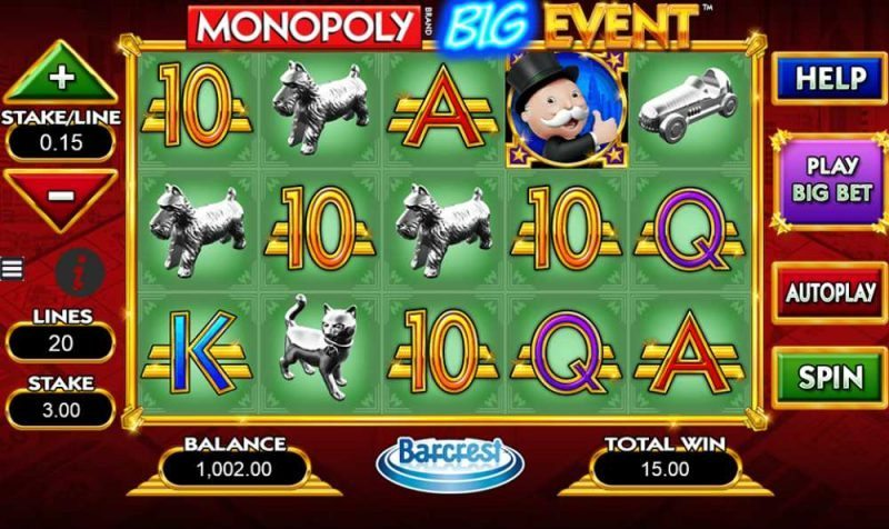 free online monopoly slots play roulette now