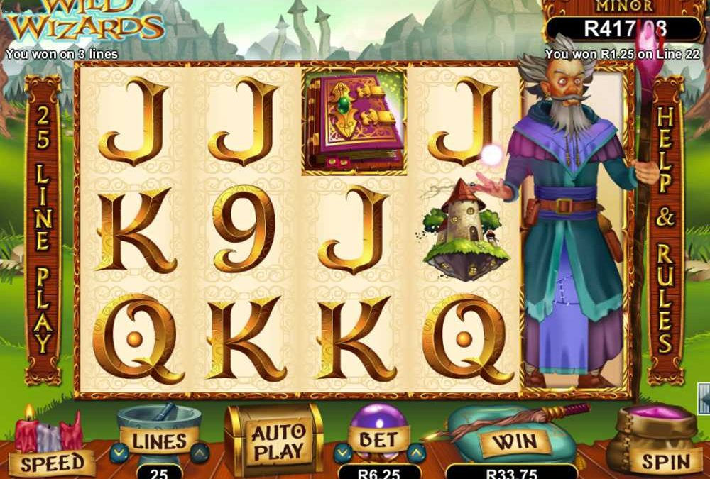 Wild Wizards Slot Review