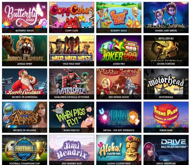 21Prive Casino Games