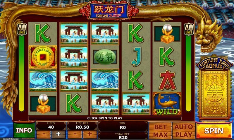 Fortune Jump Slot Review