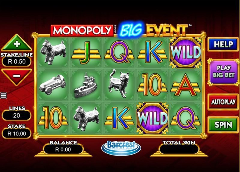 Monopoly Big Event – Slot Review