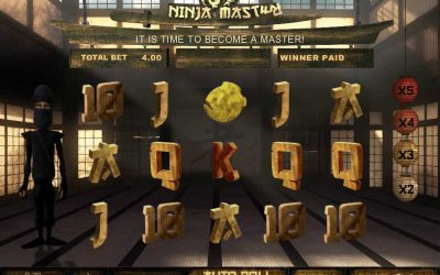 Ninja Master Slot Review