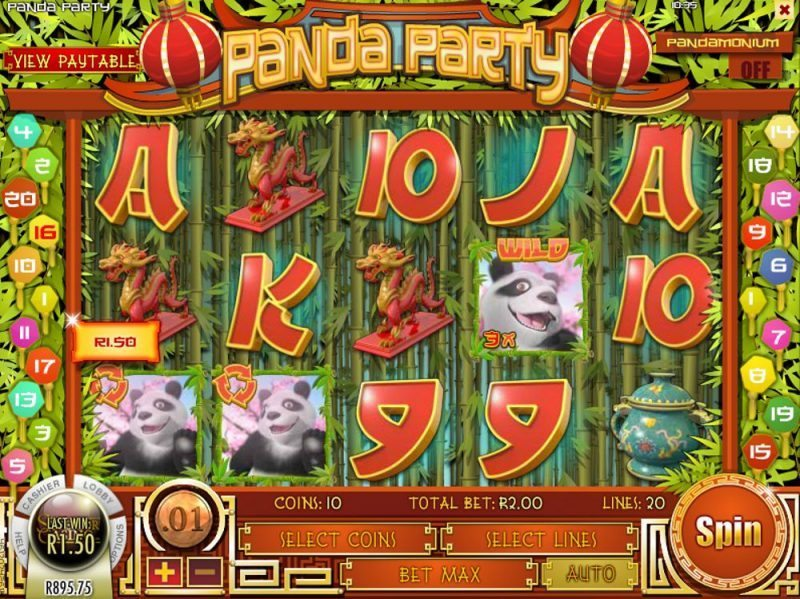 Panda Party Slot Review
