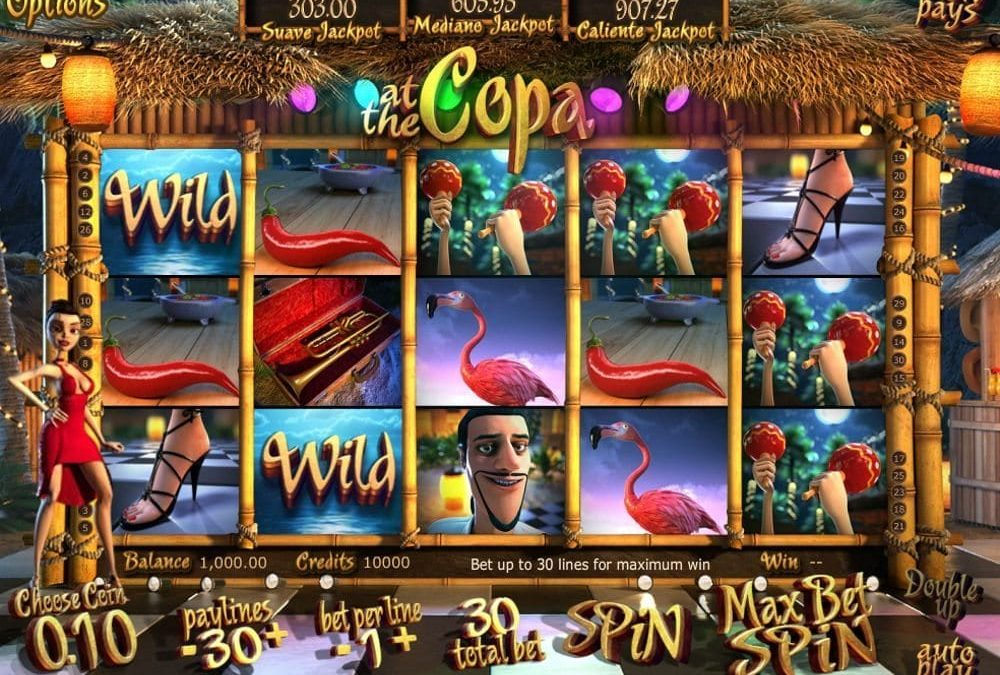At the Copa Slot Review