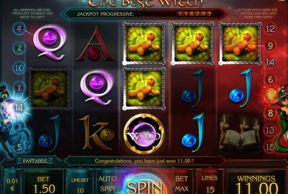 The Best Witch Slot Review