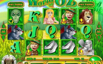 World of Oz Slot Review