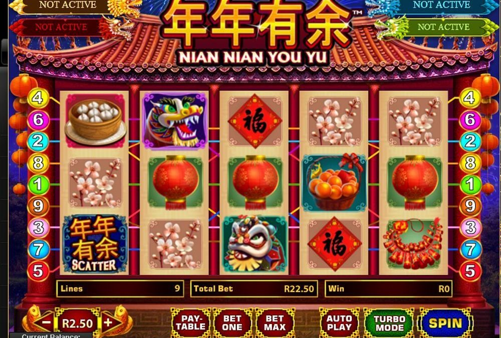 Nian Nian You Yu Slot Review