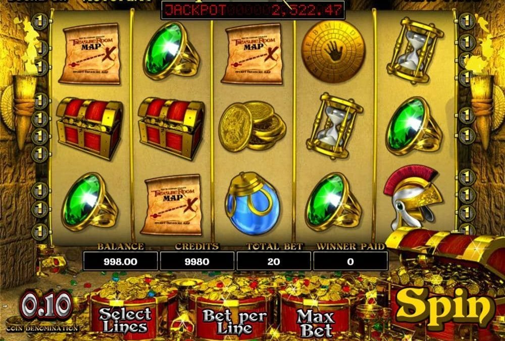 Treasure Room Slot Review