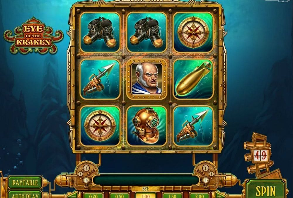 Eye of the Kraken Slot Review