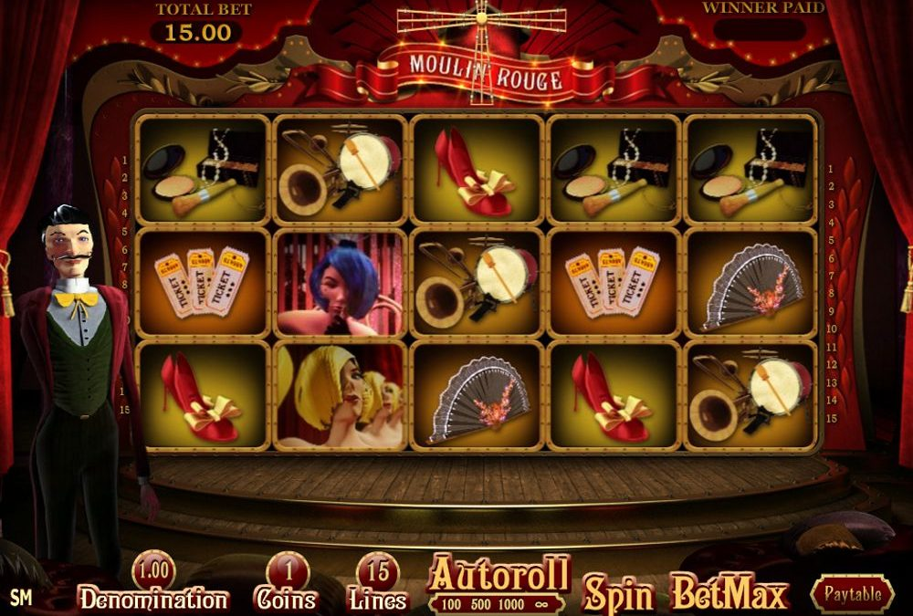 Moulin Rouge Slot Review
