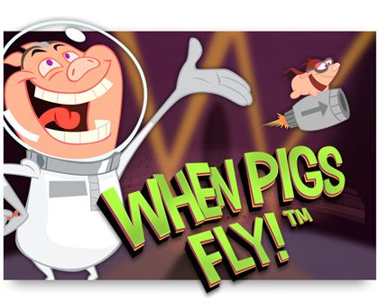 When Pigs Fly Slot Game
