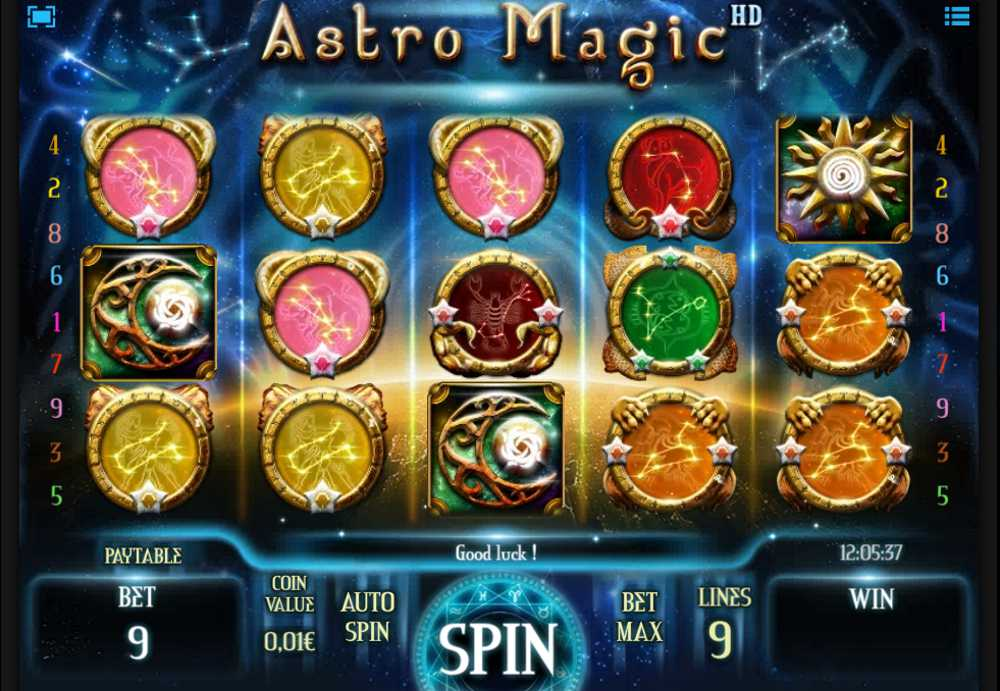 Astro Magic Slot Review