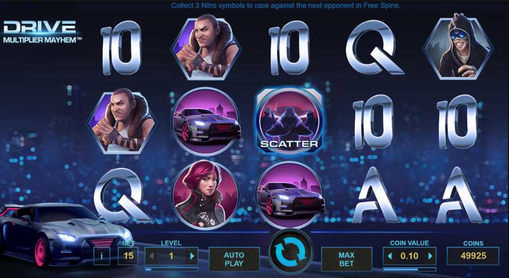 Spiele Drive Multiplier Mayhem Slots - Video Slots Online