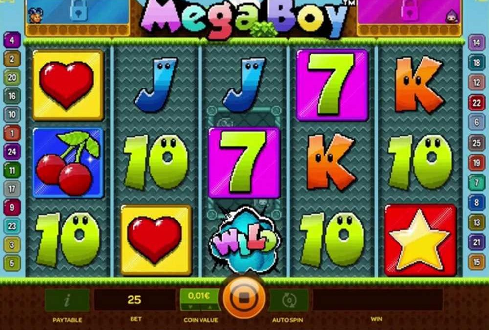 Mega Boy Slot Coming Soon from iSoftBet