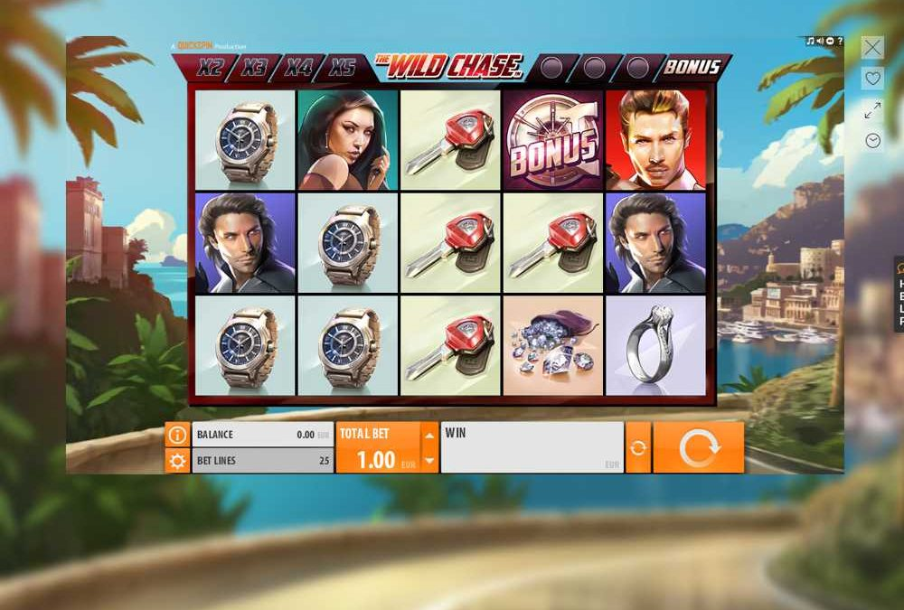 Wild Chase Video Slot