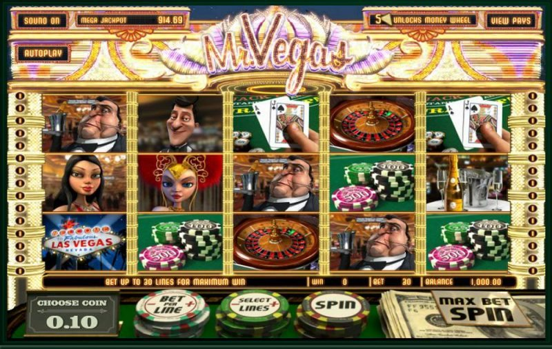 Mr Vegas Slot Review
