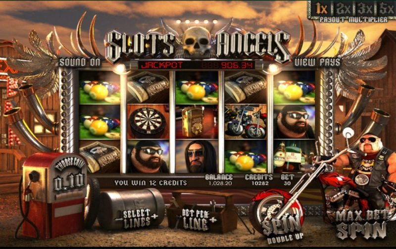 Slots Angels Review
