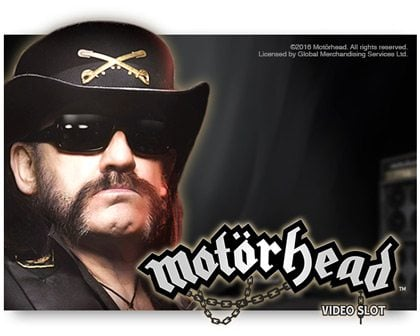 Play Motorhead Slot