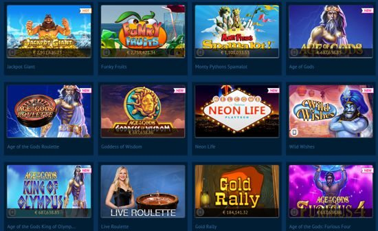 europa casino online  slot games