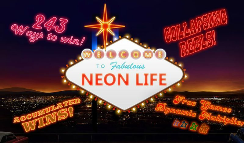 Neon Life Video Slot Review