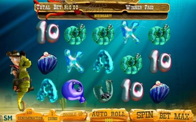 Underwater Cowboy Video Slot Review