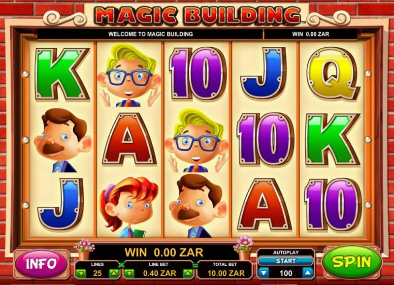 Magic Building Slot Review