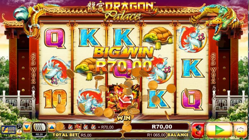 Dragon Palace Slot Review