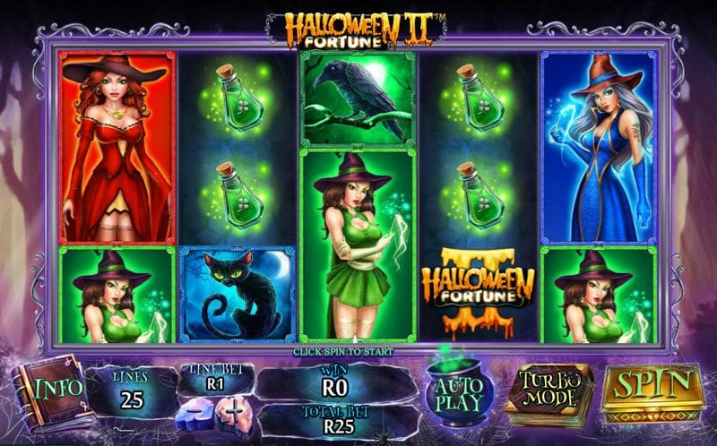 Halloween Fortune II Video Slot Review