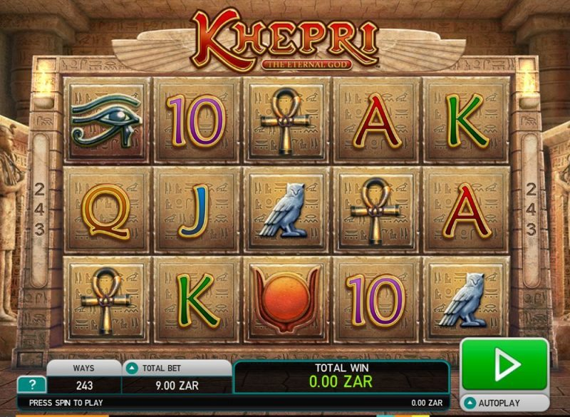 Khepri Slot Review