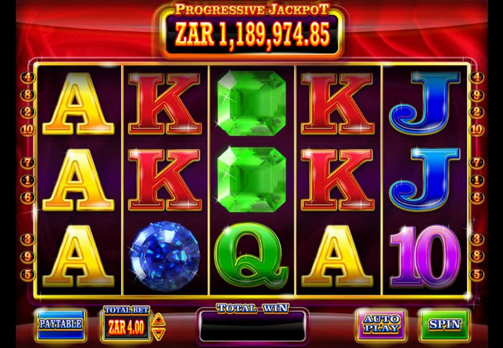 Super Diamond Deluxe Video Slot Review