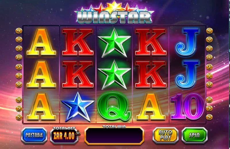 Winstar Casino Slot Game Review